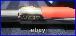 Like New Snap-on Digital Torque Wrench 1/4 Drive 12-240 In Lb