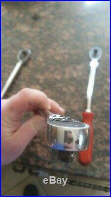 MAC TOOLS 3pc. 3/8 Dr. Ratchet Set