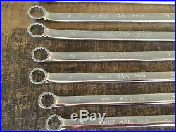 MAC Tools KNUCKLE SAVER Metric 10-Piece Combination 12 Pt Wrench Set 10-19MM USA