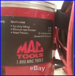 MAC Tools Leak Attack Detector EV9510