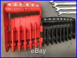 MAC Tools SAE/Standard 12 Point Long Precision Torque 1/4-15/16 14 Piece Set