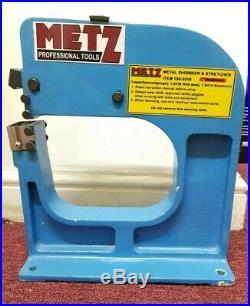 METZ Tools Shrinker Stretcher 8 classic car Parts Metal Bending Fabrication