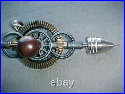 MINT IN BOX BRIDGE CITY TOOL CT-6 HAND DRILL LIMITED EDITION Made in the U. S. A