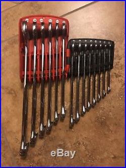 Mac Tools Precision Torque Wrench Set Used 1/4 Thru 15/16