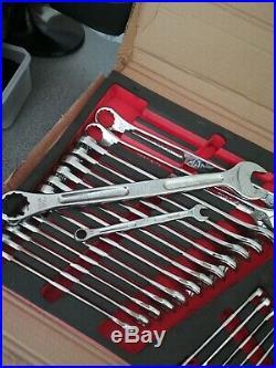 Mac tools precision torque spanners (6-32) foam module