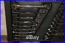 Matco Silver Eagle SABSE100P 100 Piece SAE Tool Set GENERAL SERVICE SET