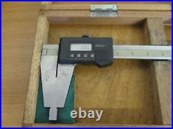 Mitutoyo digital Vernier 600 mm +Wooden Box