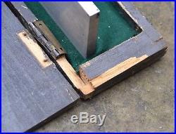 Moore & Wright (M&W) No. 312 Engineers Straight Edge 48 / 122cm