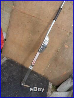 NORBAR 5 R 3/4 inch DRIVE TORQUE WRENCH - VERY GOOD CONDITION