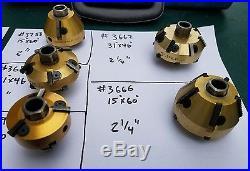 Neway Cutter valve seat cutting kwik way pilot 666 288 662 292 652 642 622 602 +