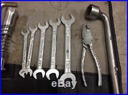OEM Porsche 911 SC Tool kit