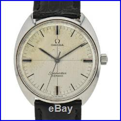 OMEGA Seamaster cosmic 135017-TOOL Silver Dial Hand Winding Men's Watch M#96023