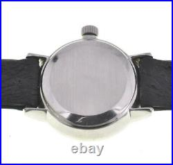 OMEGA vintage de vill Silver Dial TOOL. 1010 Hand Winding Ladies Watch O#104223