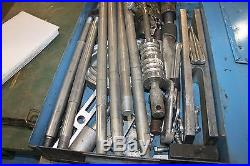 OTC puller accessory kit VGC milit surplus in case OTC PE12