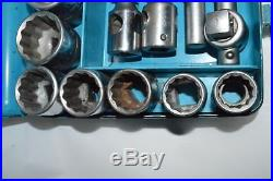 Oldtimer Hazet 1000z 3/4 Zoll Steckschlüsselkasten Little A Top Zustand