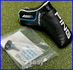 PING Sigma 2 Anser Putter Adjustable Length Right Hand + Headcover & Tool #78370