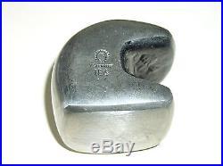 Peddinghaus KFZ Ausbeulset Hammer Handfaust Ausbeul-Amboss 5 teilig NOS
