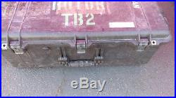 Pelican 1650 Tool Box with Proto Wrenches Ratchets Sockets Many Tools 12 point