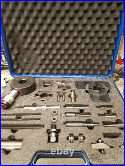 Pichler psa hydraulic injector puller kit (60383305) for DW10ATED and DW12TED4