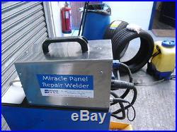 Power-tec Micacle System Master kit dent puller spot welder car jig bodyshop