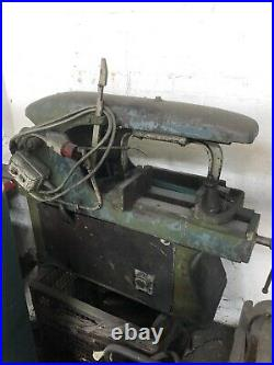 Powered Hacksaw Steel Cutting / Many Other Machines Available