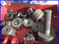 Press Pull Sleeve Remove Install Bushes Bearings Garage Tools Job Lot
