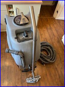 Professional carpet cleaning machine CFR eco 500+, hose, wand and hand tool