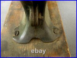 RARE Antique The New Era Rope Machine / Rope Maker Hand Crank Tool Minneapolis