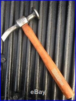 RARE Snap-On Hammer BF633 vertical chisel hammer Auto Body Restoration Tool