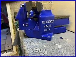 RECORD No112 Vice Perfect 6 Inch