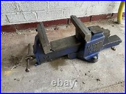 RECORD Quick Release No 114 heavy duty bench vice