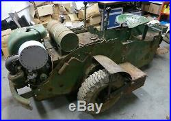Ransomes ITW tractor Tug/Shunter, Ransomes MG crawler, vintage tractor