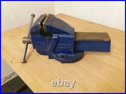 Record No5 heavy Cast Engineers Work Bench Vice