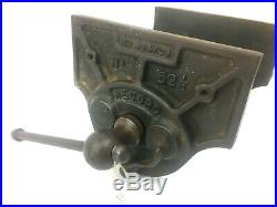 Record No 52 1/2 Vice Quick Release Woodworker Bench Vise