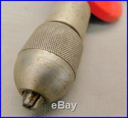 Ruger Egg Beater Hand Drill Rarer than Pistol Grip / Gun Drill Vintage Tool