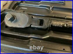 SNAP-ON ATECH3F250BV 1/2 Drive Digital Torque Wrench Black 12.5-250 ft lb