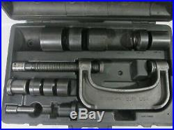 SNAP-ON BJP1 Master Ball & U-Joint Press Set Missing 2pcs with Manual