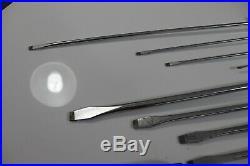 SNAP ON Black hard handle screwdriver job lot 30pc's rare