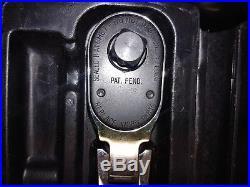 SNAP ON DIGITAL 1/2 Drive TechAngle Flex-Head Torque Wrench (12.5250 ft-lb)
