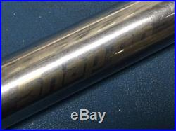 SNAP-ON EXCELLENT! 1/2 DRIVE QD3R250 NEW-STYLE TORQUE WRENCH! Calibrated
