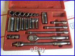 SNAP-ON TOOLS 3/8 General service set SAE