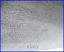 SPECTACULAR SET DISSTON D-8 SAWS THUMBHOLE RIP 1896-1917 Hand Sharpened