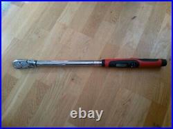 Sanp-On 1/2 Drive Flex-Head Techwrench Torque Wrench (25-250 ft-lb) TECH3FR250
