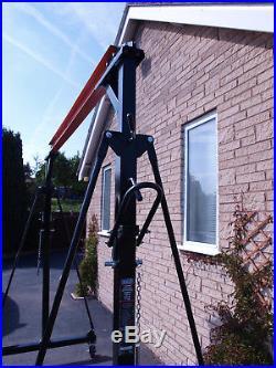 Sealey Portable Adjustable All Steel Lifting Gantry Crane 1tonne SG1000