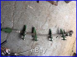 Single & Double Screw Chain Clamp, Jackbars, Chain, Level 3.0M