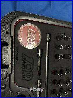 Snap-On 100th Anniversary Socket Set Used Once