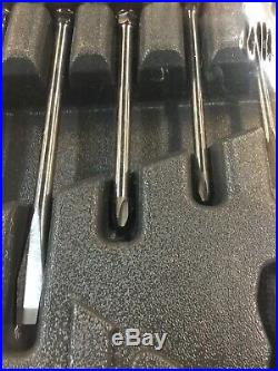 Snap On 12 Pc Soft Grip Combination Screwdriver Set SGDX120BDT