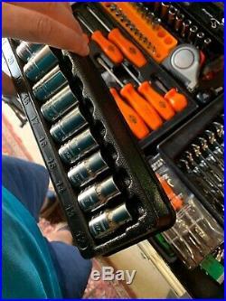 Snap On 13pc 1/2 Dr 6 point Metric Flank Dr Shallow socket set 12- 24mm 313TWMYA