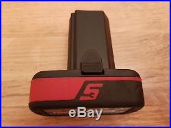 Snap On 14.4v 1/4 Drive MicroLithium Cordless Ratchet Set CTREU714