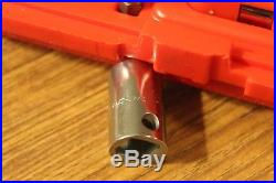 Snap-On 16 Piece 3/8 Drive Palm Ratchet Kit Metric Sockets Bit Set 117PALMSTR